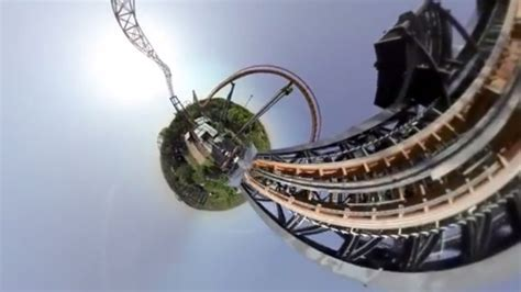 coasters jj 3 a 360 degree makes a roller coaster ride even more nauseating the verge