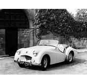 Triumph TR2  Classic Car Review Honest John