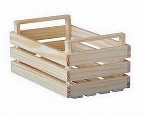 Cagette Bois Deco : achat mini cagette en bois 10cm contenants drag es candy bar 1001 deco table ~ Teatrodelosmanantiales.com Idées de Décoration