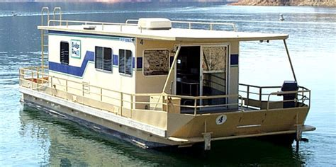 Boat House By The Bay by Bridge Bay Resort Shasta Lake Houseboat Rentals