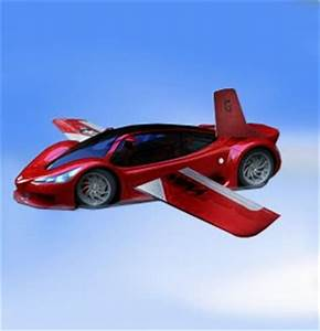 Car Designs: FLYING CARS OF THE FUTURE