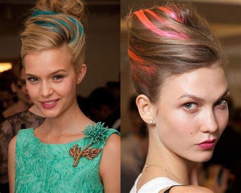 Hair Chalk, Lip Tar And Rainbow Accessories