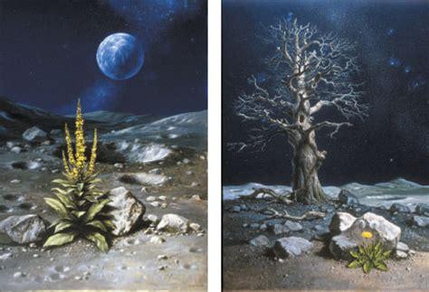ludek pesek space artist angelika ullmann space art die