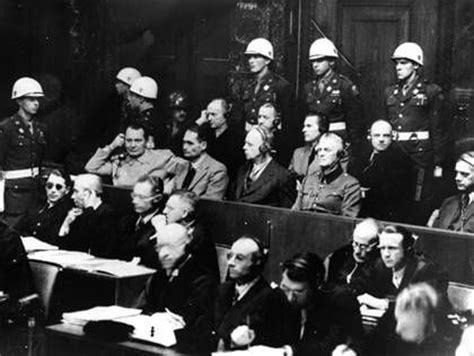 纽伦堡审判简介_纽伦堡审判的历程_纽伦堡审判的最终判决 - 趣历史