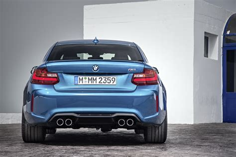 2018 Bmw M2 Coupe All The Official Details And 64 Photos