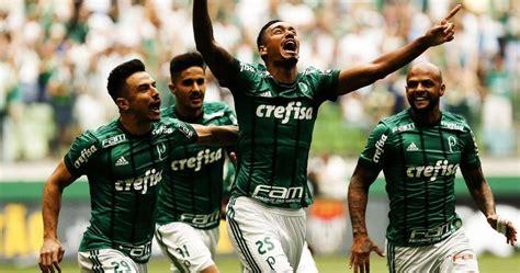 Sociedade Esportiva Palmeiras: Paulistão 2018 - Fecha 5