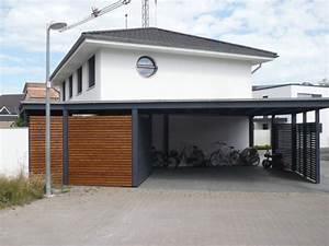 Statik Berechnen Carport : carports terrassen vielst dte holzbau ~ Themetempest.com Abrechnung