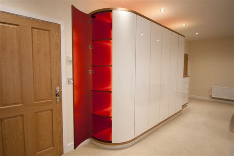 Wardrobe Manufacturers by Best 15 Of Curved Wardrobes Doors