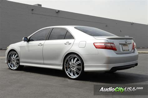 Toyota Camry Rims by 2009 Toyota Camry Versante Wheels 212 Rims In Chrome