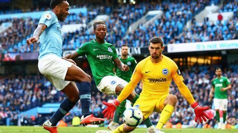 Brighton Vs Man City / Man City vs Brighton: Premier ...