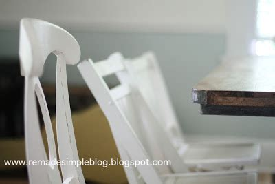 Pottery Barn Anywhere Chair Knock by Remadesimple Pottery Barn Knock Chairs