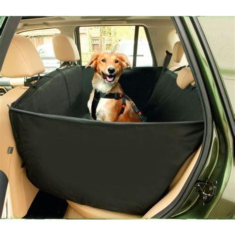 siege auto pour chien couverture de protection siège de voiture pour chien