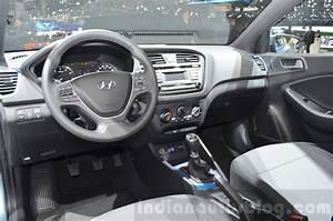 Hyundai I20 Blanche : hyundai i10 go i20 go and i30 go geneva show live ~ Gottalentnigeria.com Avis de Voitures