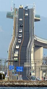 The Eshima Ohashi Bridge In Japan Looks Absolutely ...