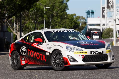 Racing Series by High Profile Drivers Up Toyota 86 Racing Series