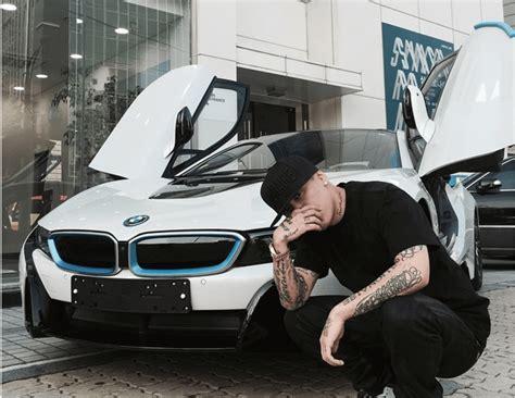 korean rapper dok   car collection worth millions