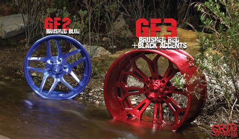 Gf2 & Gf3 Now Available