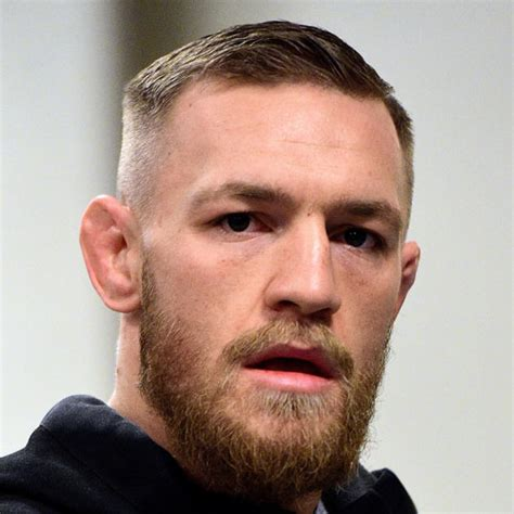 haircut  conor mcgregor  hairstyles