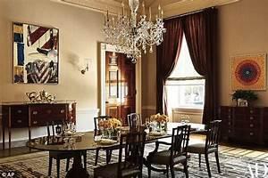 The Obama's interior designer: White House is NOT a dump ...