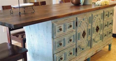 diy kitchen island from dresser how to turn a dresser into a kitchen island hometalk 8762