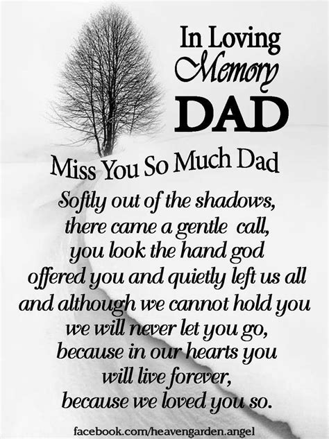 In loving memory Dad   Dad quotes, Miss you dad quotes