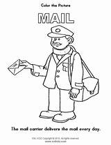 Mail Activity Coloring Worksheets Classroom Activities Teacherspayteachers Themed sketch template