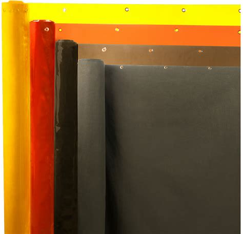 welding curtain stock rolls akon curtain and dividers