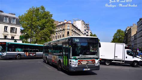 La Ligne De Bus Ratp 123