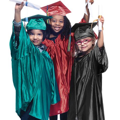 preschool and kindergarten graduation caps amp gowns 576 | caps and gowns
