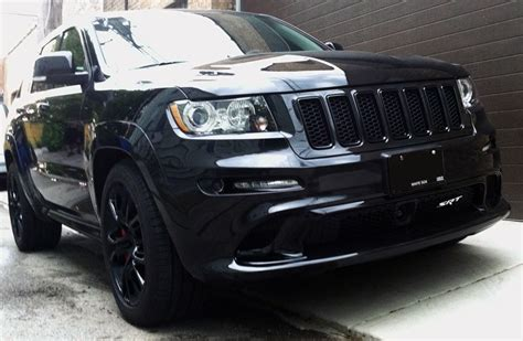 2012 Jeep Grand Cherokee Srt8 Blacked Out
