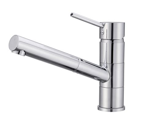 kitchen sink taps b and q cooke lewis jonha chrome finish kitchen top lever tap 9577