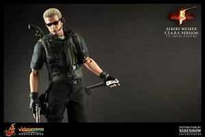 Hot toys albert wesker