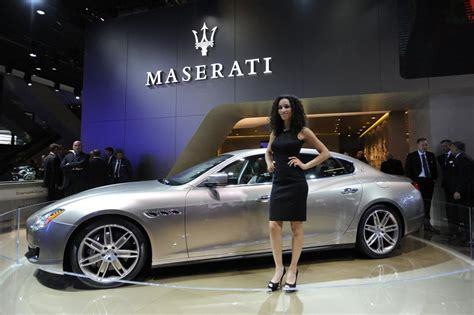 Salone Di Francoforte 2018 Maserati Quattroporte