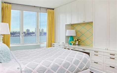 The Way To Brighten Up A Room With Yellow Curtains