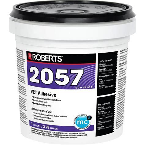 Roberts 1 Gal Premium Vinyl Tile Adhesive20571 The