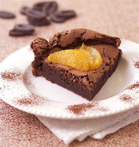 cuisine bretonne gâteau au chocolat fondant sans gluten très facile les