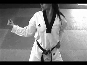 WHITE BELT FORM at LIMA TAEKWONDO in TORRANCE and CULVER ...
