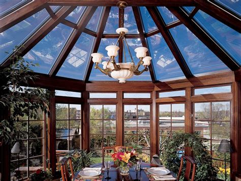 Conservatory Sunroom by Sunrooms And Conservatories Hgtv