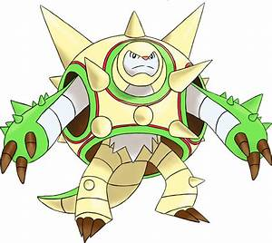 shiny chesnaught pokemon images