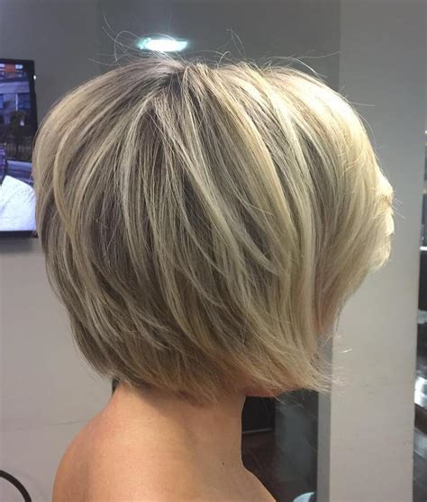 cute  easy  style short layered hairstyles