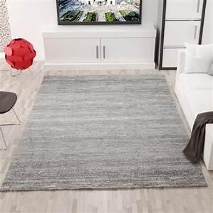 ensemble idee poil tapis rouge anthracite tv court With idee deco pour maison 13 tapis design pas cher tapis salon contemporain meubles