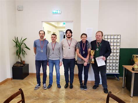 RTU šahistiem otrā vieta Latvijas komandu čempionātā šahā   RTU Sporta centrs