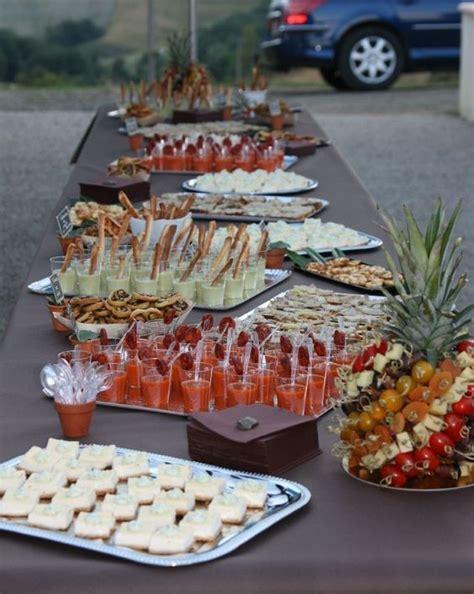 organiser un buffet pour 50 personnes l 39 apéritif cuisine buffet de fête et mariage