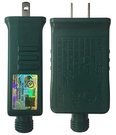 Color Choice® Power Adapter  30v  12w  Ge Holiday