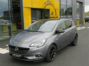 Opel Corsa 4 Occasion : voiture occasion opel corsa 1 4 turbo 100 color edition s 2016 essence 53000 laval mayenne ~ Maxctalentgroup.com Avis de Voitures