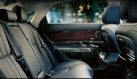 jaguar xjl portfolio  executive interior package