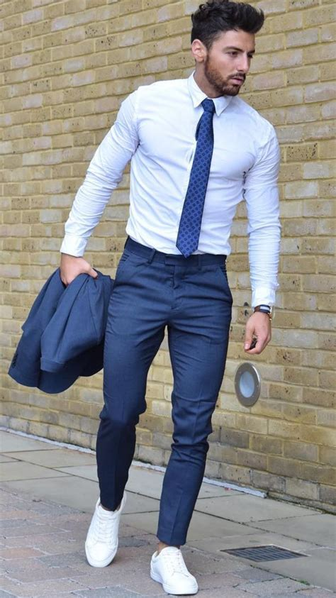 25+ best ideas about Formal wear for men on Pinterest   Ripped jeans mens fashion Ripped jeans ...