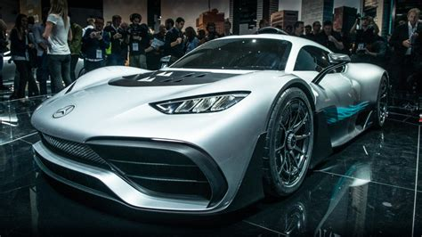 this is the mercedes amg project one hypercar top gear