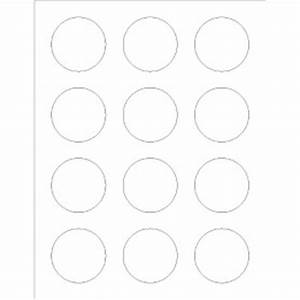 templates round labels foil 12 per sheet adobe With avery round sticker template
