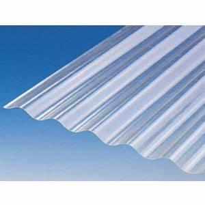 Plaque Polyuréthane Brico Depot : plaque polyester petites ondes translucide 200 x 92 cm ~ Dailycaller-alerts.com Idées de Décoration